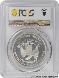 1879 US Silver Trade Dollar PCGS and CAC