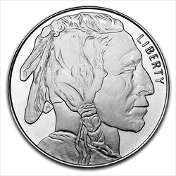 1 OZ ROUNDS SILVER