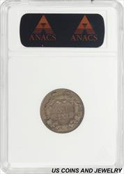 1857 Flying Eagle Cent ANACS