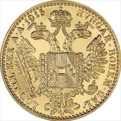 1 GOLD DUCAT .1107 OZT