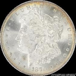 1879-O Morgan Silver Dollar PCGS MS64