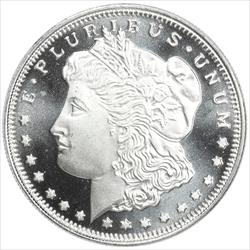 1/2 OZ SILVER ROUND CHOSEN FROM AVAILABLE STOCK