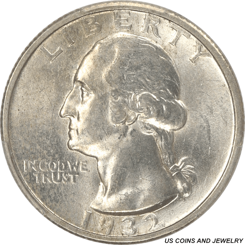 1932-S Washington Quarter PCGS