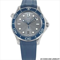 Omega 42mm Seamaster Diver Chronometer 21032422006001