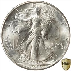 1946-S Walking Liberty Half Dollar PCGS MS 66