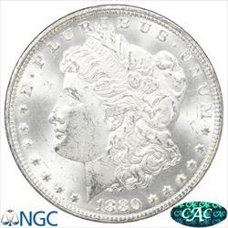 GSA 1880/79-CC Morgan Silver Dollar NGC MS63 VAM-4 Rev of 1878