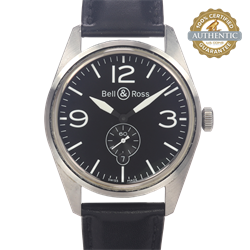 Bell and Ross Watch Vintage BR 123 DMDD