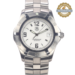 Tag Heuer Professional 200m Ref/WN1111 Watch Only