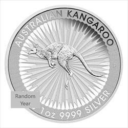 1 OZ SILVER KANGAROO (online only)