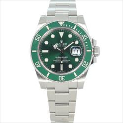 Rolex 40mm Submariner 116610LV Hulk with Box and Card