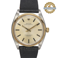 Vintage Rolex 34mm Oyster Perpetual - HEAD ONLY