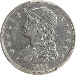 1837 Capped Bust Quarter