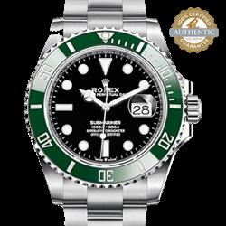 Rolex 41mm Submariner 126610LV Kermit 2021 Anniversary NEW Watch and Box no Card