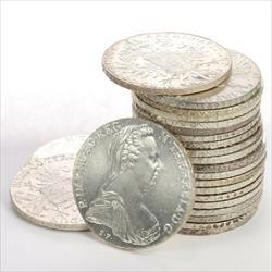 Austria Thaler Restrike Silver Coin