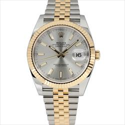 Rolex 41mm Datejust 126333 18K YG & SS With card and Box
