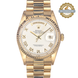 Rolex 36mm Day Date  RN/18238 Watch Only