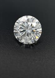 GIA Certified 1.19ct Round Brilliant Diamond F Si1