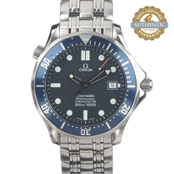 Omega Sea-Master Professional Stainless Steel