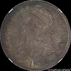 1831 Capped Bust Half Dollar NGC AU58 - Nice Original Coin