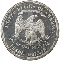 1879 Trade Dollar PCGS