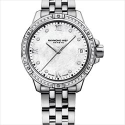 RAYMOND WEIL LADIES TANGO W/ Diamonds