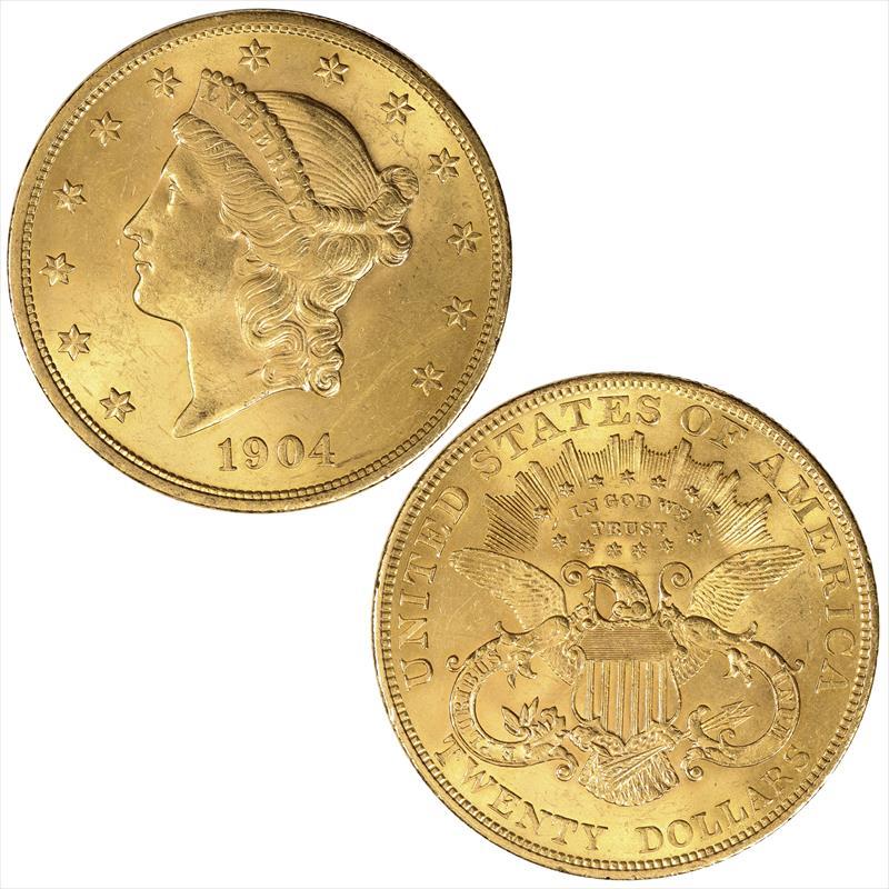 $20 liberty Raw/Certified