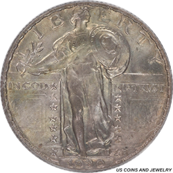 1930 Standing Liberty Quarter PCGS MS-65 FH