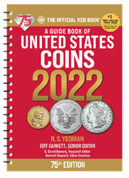 2022 Red Book Price Guide Spiral