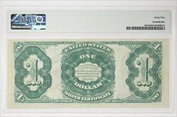 Fr#223 Martha Washington 1891 Silver Certificate Tillman/Morgan PMG 45